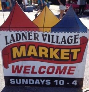 Market tent sign 2015
