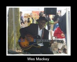 Wes Mackey blues singer 400x320